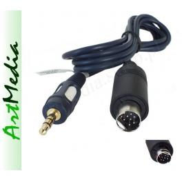 kabel mini DIN 9 PIN Jack 3,5 Horizon UPC Audio 1,