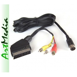 kabel Atari 800XL/65XE, Commodore 16 64 128 - 4,7 m B